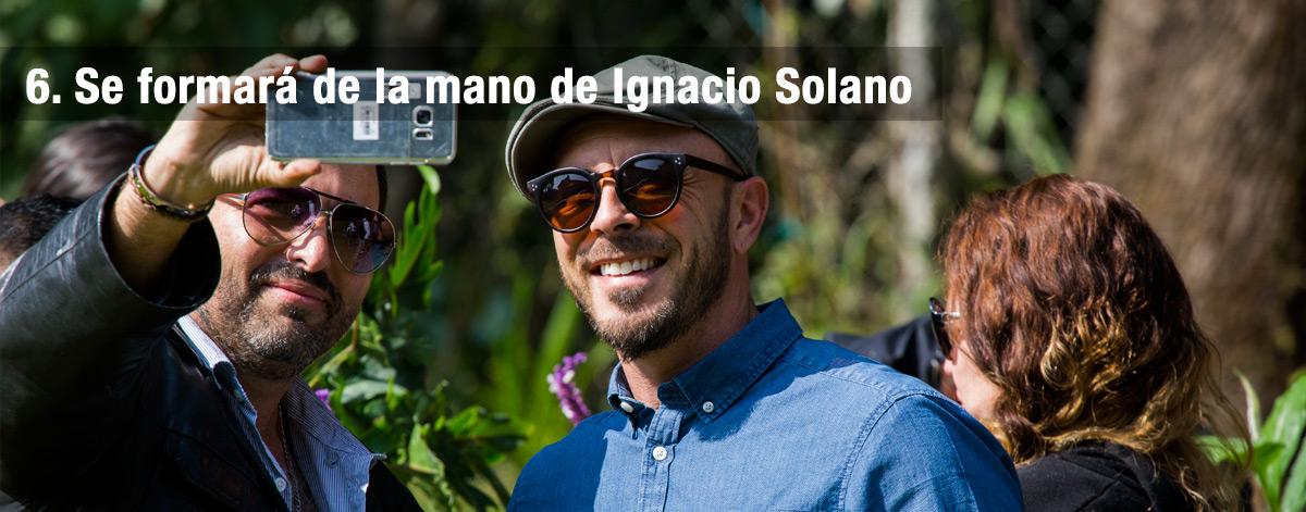 Formarse con Ignacio Solano