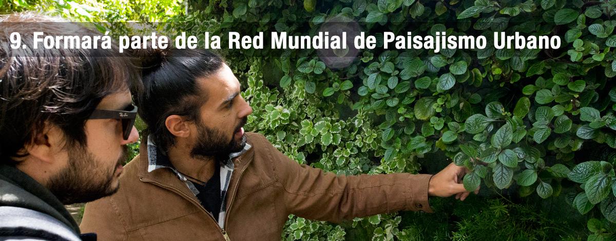 Red Mundial de Paisajismo Urbano