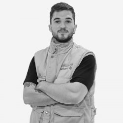 Ángel Punzano - Jefe de mantenimientos